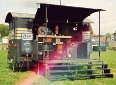 Bar Mobil pop-up bar & dj booth.  www.bar-mobil.be/
