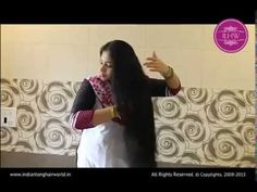 ILHW Real Rapunzel Nilima Hairstyling Video - YouTube