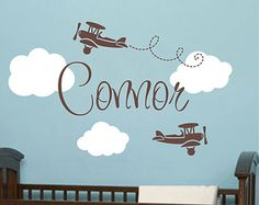 Cute decals...from Etsy...