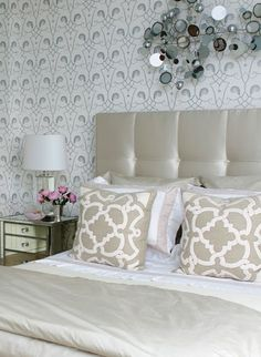 *WHITE GLAM*: quartos