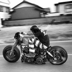More old school #motorcycle pictures.