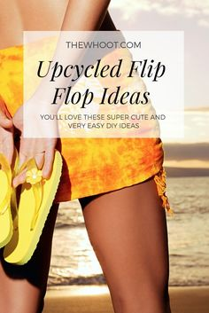 We've rounded up our favorite upcycled flip flop ideas and there is something for everyone. Diy Accessories, Fun Learning, Diy Ideas, Craft Ideas, Refashion, Flipping, Cool Kids, Upcycle, Easy Diy