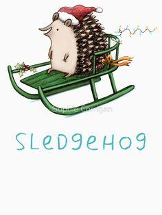 Sledgehog by SophieCorrigan
