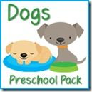 Dogs Preschool Pack ~ Free Preschool Printables