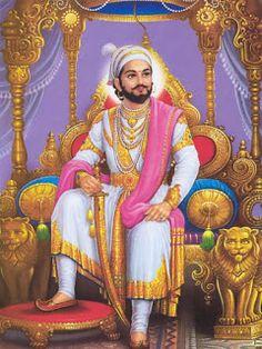 Mukesh Kumar Kumawat: शिवाजी महाराज।