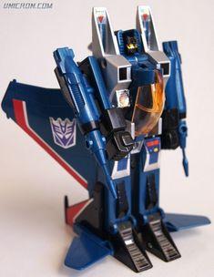 Transformers G1 Thundercracker - Unicron.com