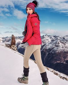Sportalm Kitzbühel Hunter Jacket Ootd Winter, Winter Mode, Winter Wear, Winter Outfits, Snowboarding Outfit, Ski Wear, Snow Fashion, Snow Suit, Fashion Outfits