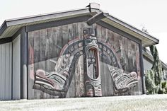 K'ómoks First Nation-The Land of Plenty, according to the local First Nations, was the coastal band of land stretching from where Campbell River lies in the north, to Denman Island in the south. This area was warm, had mild winters, was rich in natural resources. The K'ómoks First Nation is one of the groups that made this strip of land home, taking advantage of the area's natural riches. Once more widespread,  is now mostly on reserves in between Courtenay & Comox BC.