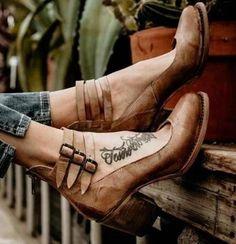 1d9396083 Women Chunky Fall Boots High Heels Pumps Vintage Shoes  Highheels Low Heel  Sandals