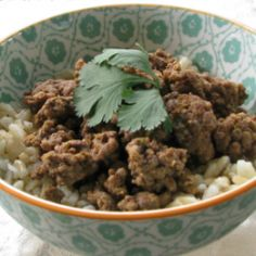 From the time I was 5 we had a wonderful tradition of once-a-month front yard dinners with our neighbors. This easy Indian recipe was made e...
