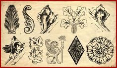 Wood Carving Patterns for Beginners - Bing Images Pumpkin Carving Patterns, Notebook Art, Chip Carving, Carving Designs, Filigree Design, Wood Creations, Stone Carving, Woodworking Crafts, Wood Art