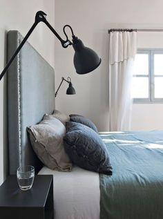 ♥ Une chambre sobre et chic dans le Mas du Berger - Un mas familial pour se ressourcer - CôtéMaison.fr
