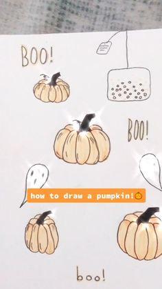 Easy Halloween Drawings, Halloween Doodle, Halloween Nails, Halloween Pumpkins, Halloween Crafts, Halloween Ideas, Halloween Costumes, Bullet Journal Ideas Handwriting, Diy Crafts Hacks