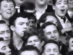 She loves you - by Boys of Liverpool's Kop curve (1964) - YouTube