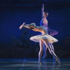Mikhailovsky Theatre Ballet Principal Dancer Angelina Vorontsova in Nacho Duato's 'The Sleeping Beauty' - Photo by Nikolay Krusser Orient Dance, Sergei Prokofiev, Music Theater, Theatre, Seize The Days, Best Dance, Princess Aurora, Ballet Beautiful, Saint George
