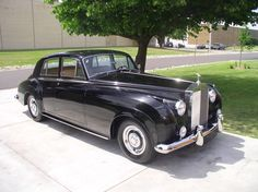 1962 Rolls-Royce Silver Cloud II #cars #coches