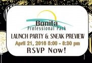 Join Us for Food, Entertainment, Prizes at Bonita Professional Park Launch Party — Bonita Professional Park