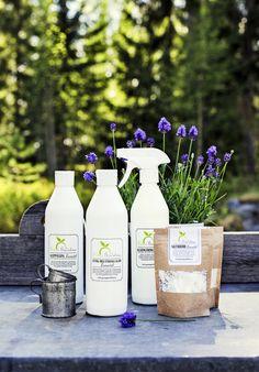 Green Cleaning Products / Ekologiska Städprodukter - Evelinas Ekologiska