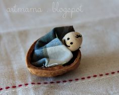 Baby Moses Craft: this is just too cute!