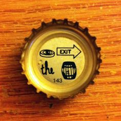 Roll out the barrel. (Lone Star Bock puzzle cap) #beer #lonestar