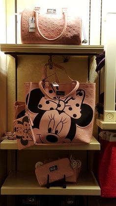 New Disney Handbags Join The Boutique Collection