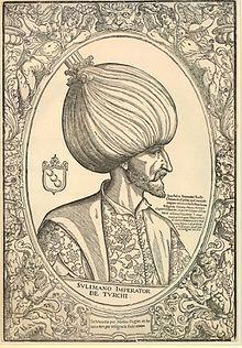I. Szulejmán oszmán szultán – Wikipédia