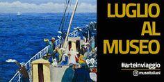 TurismArte: Luglio al museo: Arte in viaggio