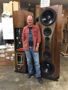 Pro Audio Speakers, High End Speakers, Audiophile Speakers, High End Audio, Hifi Audio, High End Hifi, Speaker Plans, Speaker System, Audio System