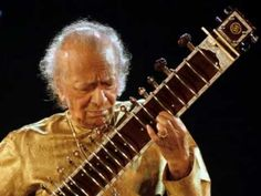 In memory of Ravi Shankar who at 90 yrs old passed on today 12-12-12. A beautiful piece by Ravi Shankar & Philip Glass - Ragas In Minor Scale!