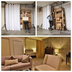 Whether you need to hide storage space or create some privacy in your new studio apartment, RoomDividersNow has you covered! Our easy to assemble and low price Room Divider Kits create and separate space with ease. Leave us a comment below and we'll recommend the perfect Room Divider Kit for your space! #DivideAndConquer