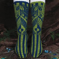 COOL socks from Janel Laidman
