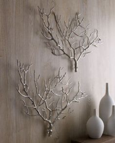 We love exploring ways contemporary homeowners can incorporate a love of the outdoors in their home decor. In our latest blog, we explore some great tips for decorating with tree branches!