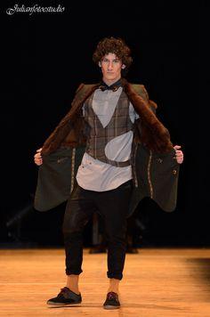 Galicia Fashion Week 2013 - Modelo: Andro Maneiro