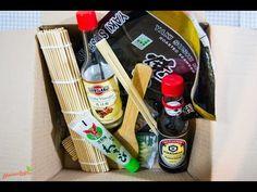 Sushi Box / Sushi Set   Reishunger - Natürlich Lecker