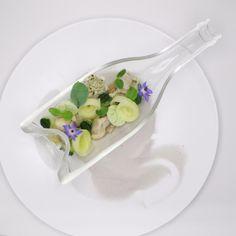 APIC.studio top shot by chef Kris De Roy (Hofke Van Bazel). Archiving Food Photography | Gastronomy