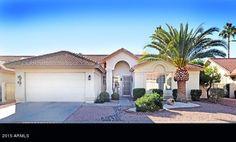 SOLD by The Kolb Team - Upgraded 1778 sq ft 2 BR 2 BA home in Ironwood CC in Sun Lakes AZ $289,500 #sunlakesazrealestate #sunlakesazrealtor #arizonawinterhome