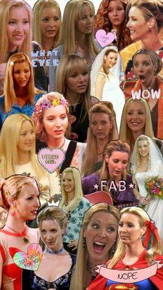 Memes disney funny people New ideas Friends Cast, Friends Moments, Friends Series, Friends Tv Show, Friends In Love, Friends Forever, Best Friends, Phoebe Buffay, Best Tv Shows