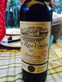 La rosé viniere
