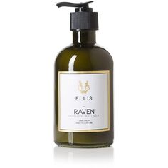 Ellis Brooklyn Raven Body Milk ($55) ❤ liked on Polyvore featuring beauty products, bath & body products, body moisturizers and body moisturizer