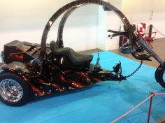 Anaconda VW Trike Class as seen at the Toronto Spring Motorcycle Show on March 16-17, 2013.