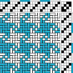 weaving drafts for 4 shaft looms – Hope Harkins – weberei Paper Weaving, Weaving Art, Weaving Wall Hanging, Loom Weaving, Weaving Textiles, Weaving For Kids, Hand Weaving, Weaving Designs, Weaving Projects