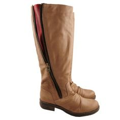 Soft leather 'Zippo' boots from EOS in Portugal. Old And New, Soft Leather, Eos, Riding Boots, Portugal, Clothes, Fashion, Horse Riding Boots, Tall Clothing