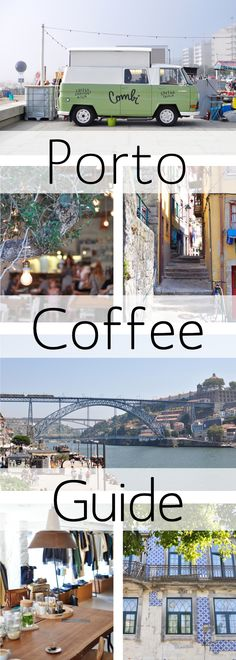 The ultimate Porto Coffee Guide #porto #portugal