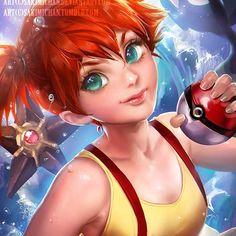 A arte de Sakimichan é cheia de referências e personagens da cultura pop, a partir de Pokémon passando por Scooby-Doo, Sailor Moon, Zelda, Naruto…