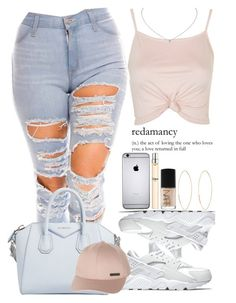 """August 9th, 2016"" by inesdinis6 ❤ liked on Polyvore featuring Topshop, Givenchy, NIKE, Billabong, Chloé, Lana and NARS Cosmetics"