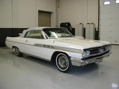 63 Buick Wildcat, another great car name.