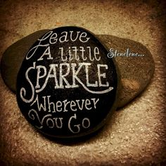 Best painted rock art ideas with quotes you can do (7)