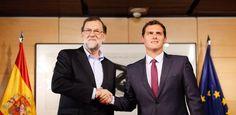 Rajoy calma a Ciudadanos. Rivera saldrá en la foto de los Presupuestos