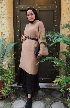Hijab Fashion Summer, Modern Hijab Fashion, Indie Fashion, Muslim Fashion, Korean Fashion, Fashion Outfits, King Outfit, Hijab Outfit, Ootd Hijab
