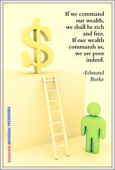 -Edmund Burke